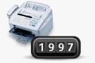 1997 første Brother inkjet multifunktionsprinter