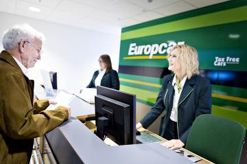 Case study Europcar