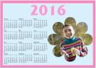 Årskalender 2016 med foto