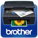 Logo Brother iPrint&Scan app