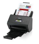 ADS-2800W scanner med papir i arkføder