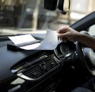 En mobil skriver i Brother PJ700 serien i et kjøretøy