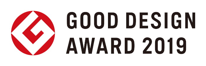 Good Design Award 2019 logo