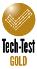 Tech-Test Gold award icon 2016