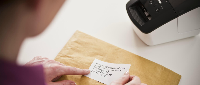 Tenha uma impressora de etiquetas na sua vida!
