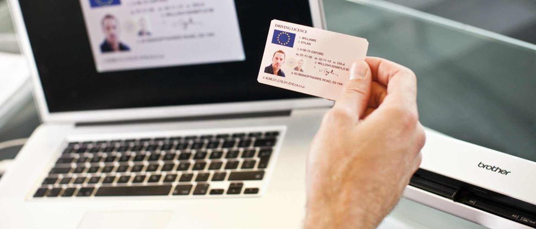 Cópia e digitalização fáceis do CC com os scanners Brother