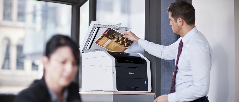 Três formas de digitalizar documentos no seu multifunções e de forma profissional com Brother