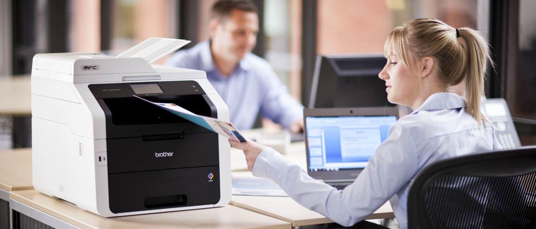 Seis opções para melhorar a sua forma de copiar documentos com impressoras Brother
