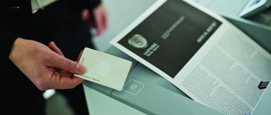 Três vantagens do NFC em impressoras Brother