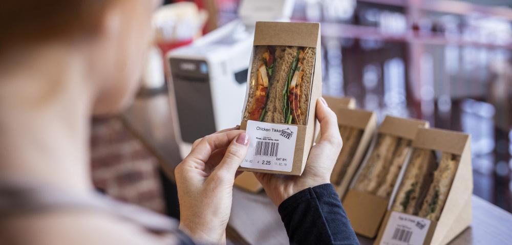 Etiquetagem para a rastreabilidade alimentar