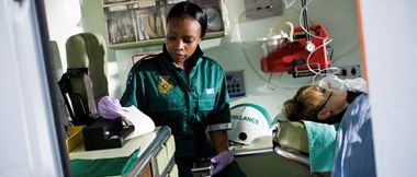 Urgências médicas, todo o apoio ao paciente com impressoras portáteis Brother