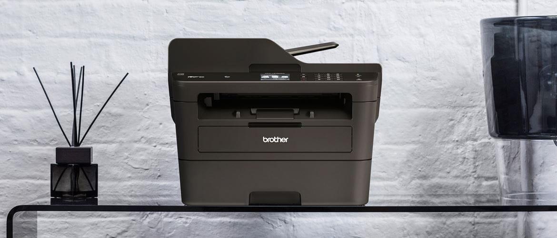 Impressora multifunções a laser monocromática Brother