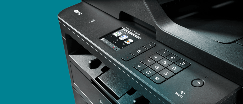 Visor impressora multifunções MFC-L2750DW Brother
