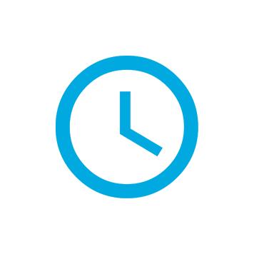 Logo relógio
