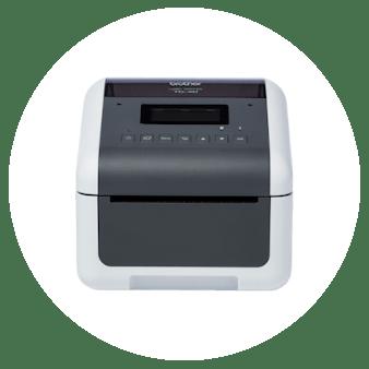 Impressora de etiquetas TD-4550DNWB Brother