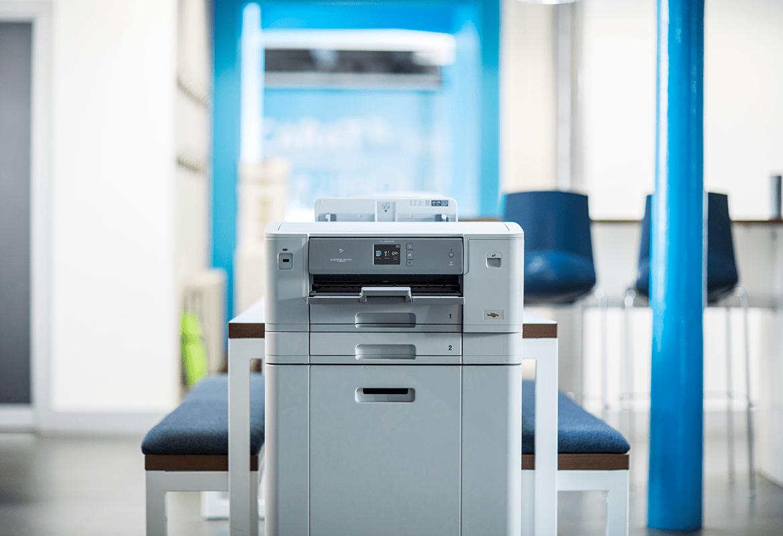 Impressora de tinta HL-J6000DW Brother