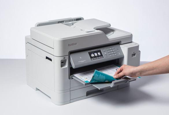 Impressora multifunções tinta profissional Brother