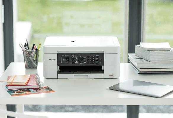 Impressoras multifunções para escritório Brother