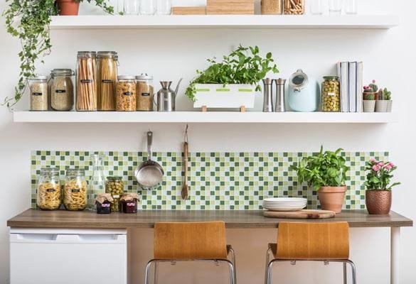 Etiquetas para a cozinha