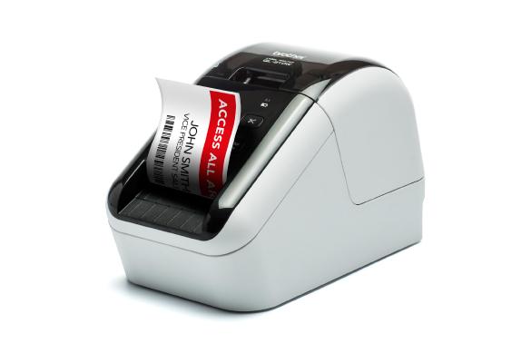 Impressoras de etiquetas série QL-8, Brother