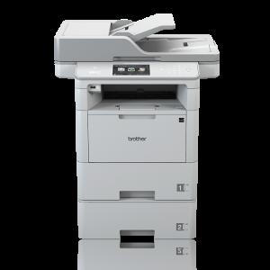 Impressora multifunções laser monocromático MFC-L6900DWT, Brother