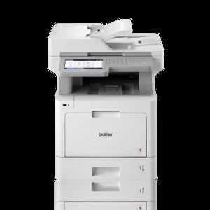 Impressora multifunções laser a cor MFC-L9570CDW, Brother