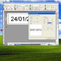 Pantallazo Software P-Touch
