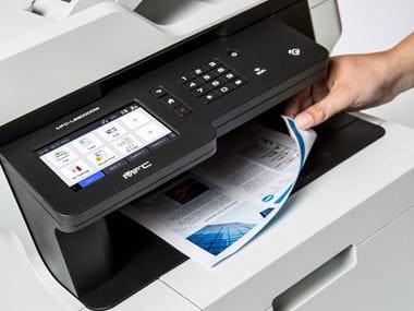 Impressora MFC-L8900 a cores