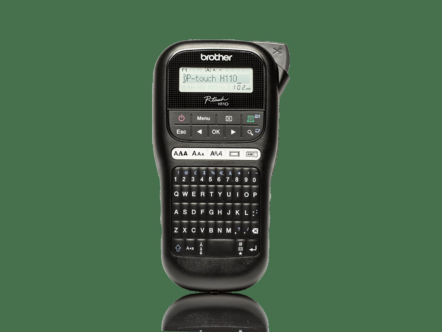 Rotuladora eletrónica PT-H110, Brother