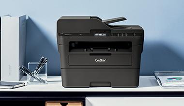 Impressoras multifunções laser Brother