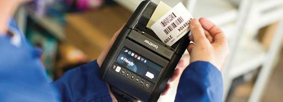 Soluções de impressão portátil Brother para trabalhadores em mobilidade
