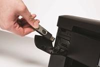 Impressão e digitalização através de USB