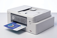 Impresora multifunções jato de alta qualidade Brother