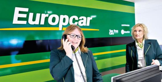 Caso de êxito Europcar