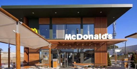 Caso de êxito McDonald's
