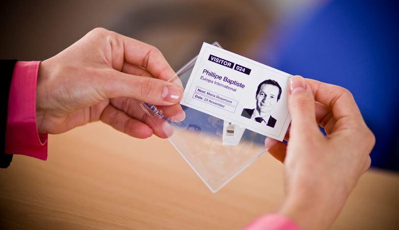 Cartões de acesso