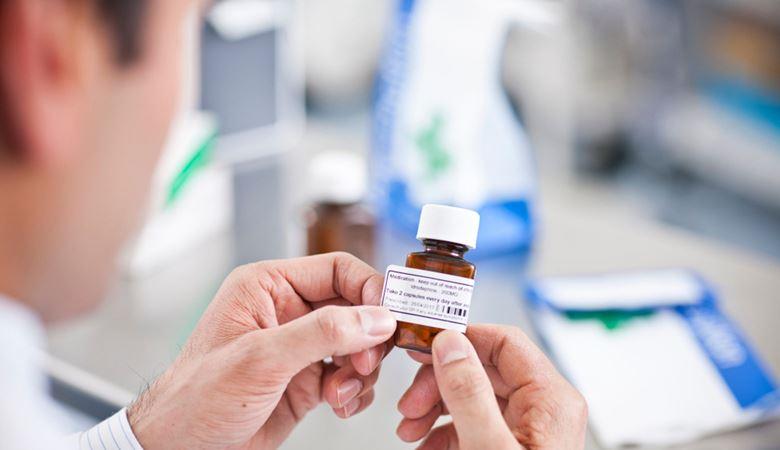 Etiqueta medicamentos