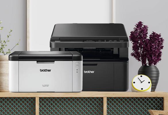 Лазерные принтеры и МФУ Brother