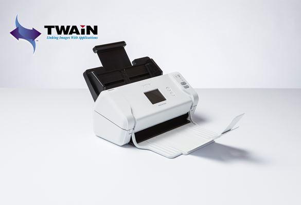 ADS-2700W with TWAIN driver