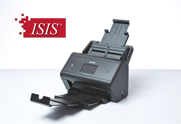 ADS3600W with Image and Scanner Interface Specification (ISIS) driver