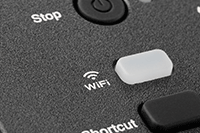 Wifi button on DCP-T420W