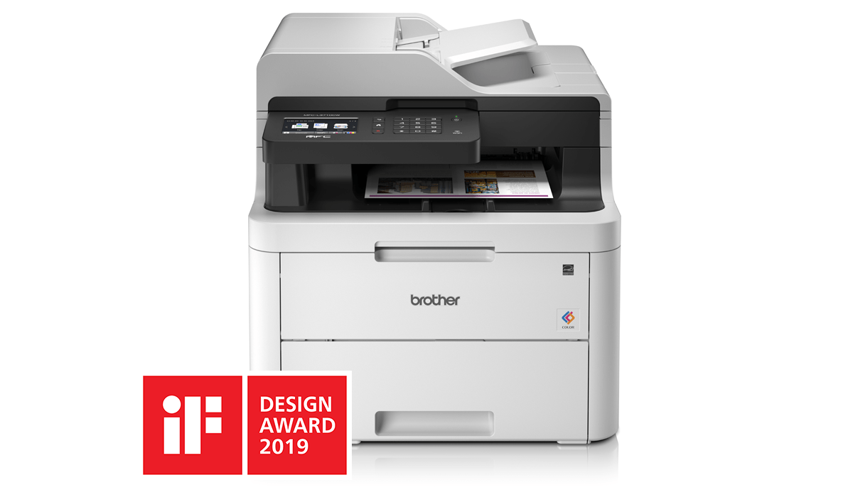 Best all-in-one printer for 2019 - Brother MFC-L3710CW