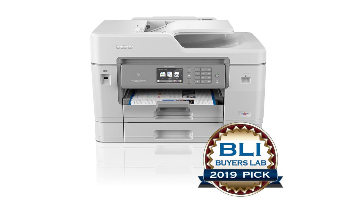 Best inkjet printer for 2019 - Brother MFC-J6945DW