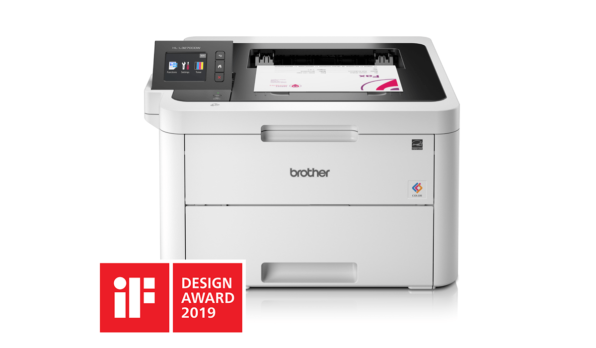 Best wireless printer for 2019 - Brother HL-L3270CDW