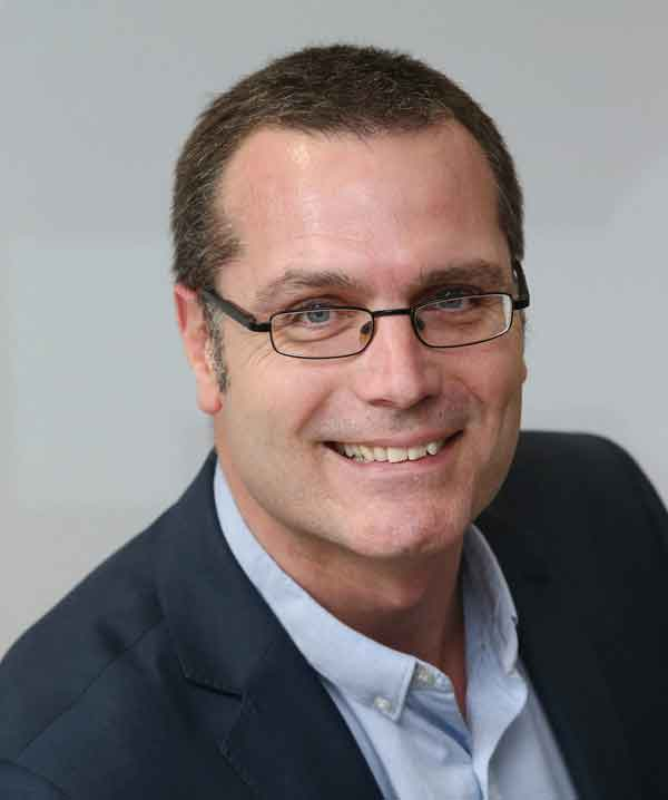 Jon Fielding, managing director MDEA at Apricorn
