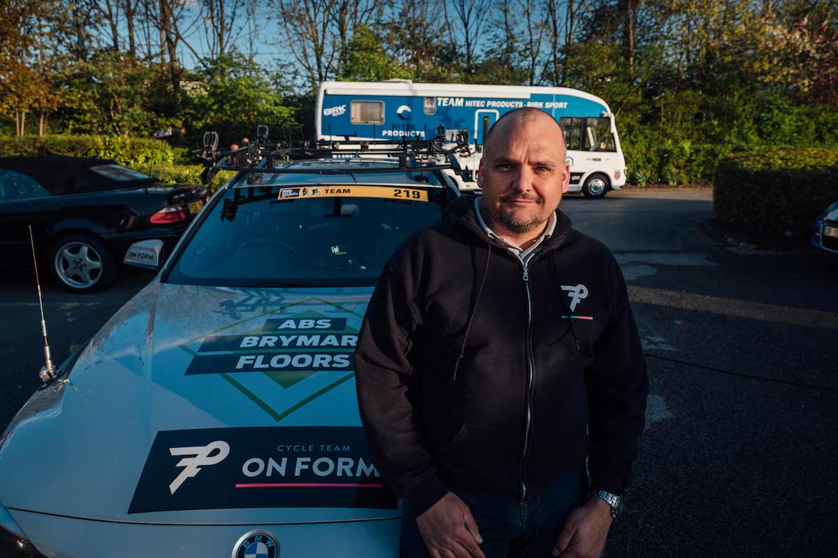 Simon Howes, Team OnForms owner and manager