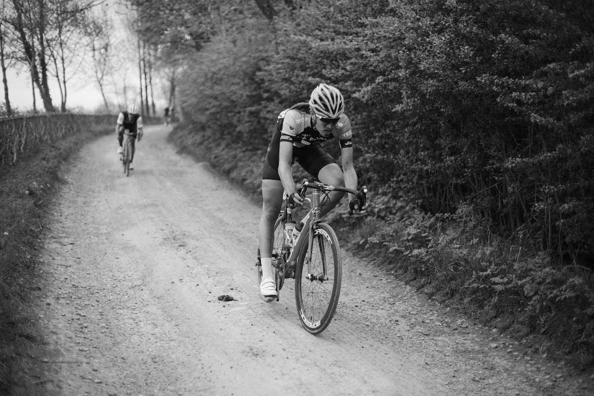 Ollie Jones from Cycling Team OnForm