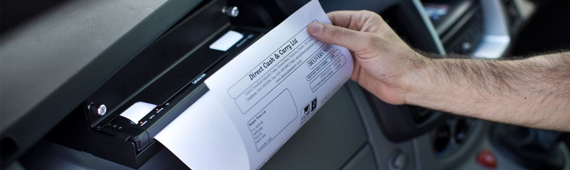 Viaport's in-vehicle mobile printing and scanning