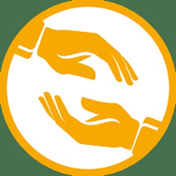 CSR Community Elderly Icon