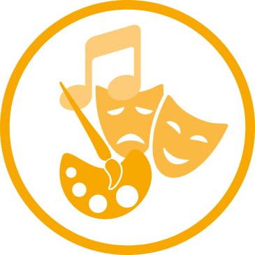 CSR Community The Arts Icon